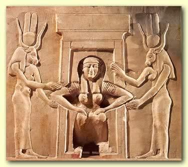 роды в Египте