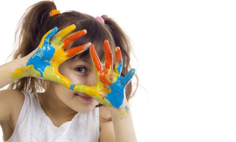Как вернуть ребенку желание рисовать? Практикум = 3 шага + 5 игр