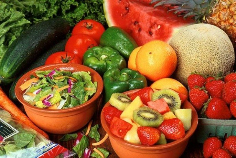 принципы питания для похудения
