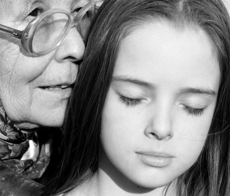 Письмо бабушки новорождённой внучке «Только не бойся...»
