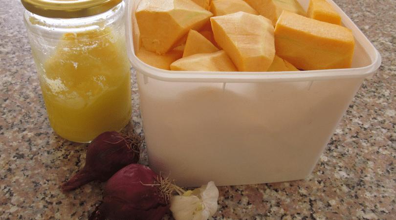 тыквенный суп-пюре1