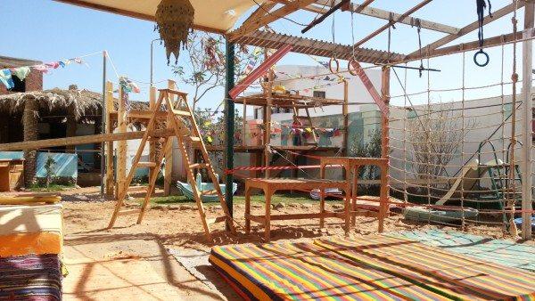 Русскоязычный садик в Дахабе, Египет