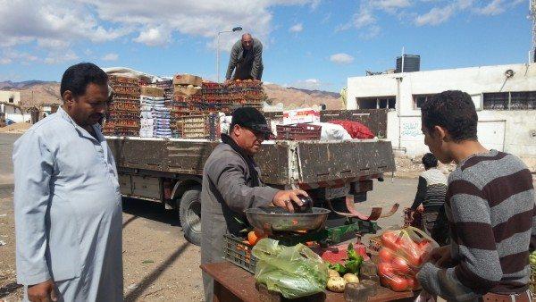 Торговля с машин, Дахаб, Египет