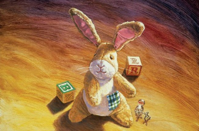 «Вельветовый Кролик», Марджери Уильямс