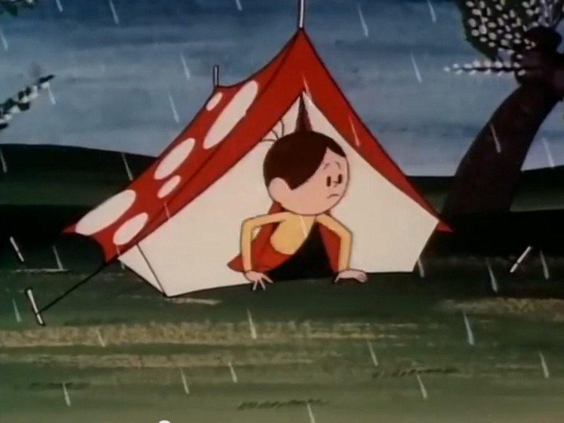 мультфильмы для детей весной - болек и лёлек