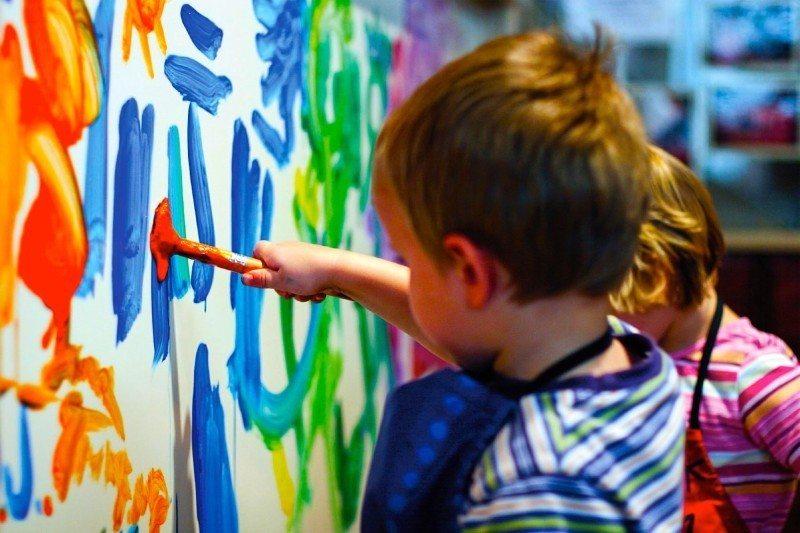 Как вернуть ребенку желание рисовать1