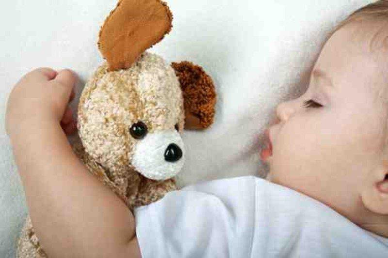 Правила здорового сна малыша от рождения до пяти лет