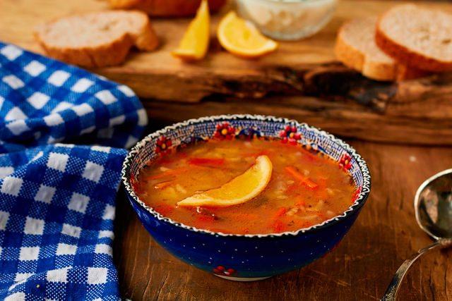 овощной суп 2