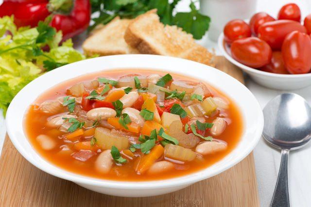 овощной суп 4